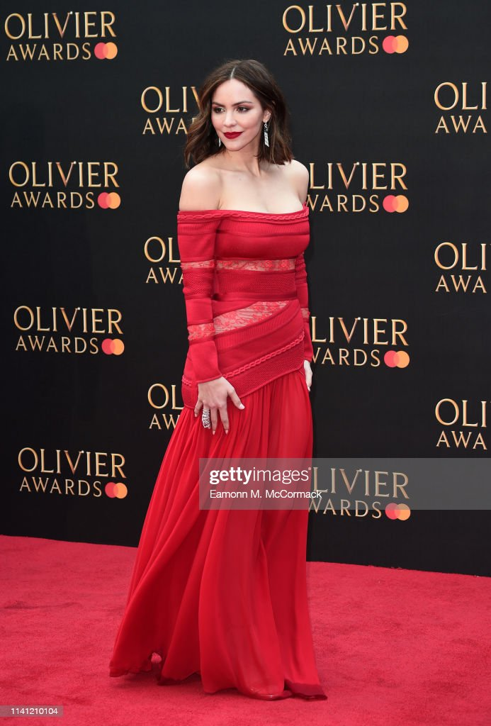 The Olivier Awards 2019 with MasterCard - Red Carpet Arrivals : ニュース写真