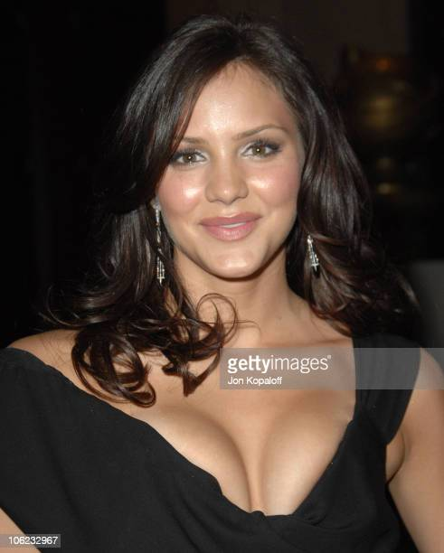Katharine McPhee during HBO Golden Globes After Party Arrivals at Beverly Hilton Hotel in Beverly Hills California United States
