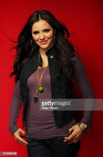 Katharine McPhee during Kiss 108 FM – Kiss Concert 2007Portraits at Tweeter Center in Boston Massachusetts United States