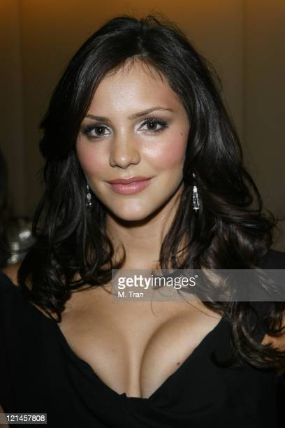 Katharine McPhee during NBC Universal Golden Globe After Party at Beverly Hilton Hotel in Beverly Hills Calfirnia United States
