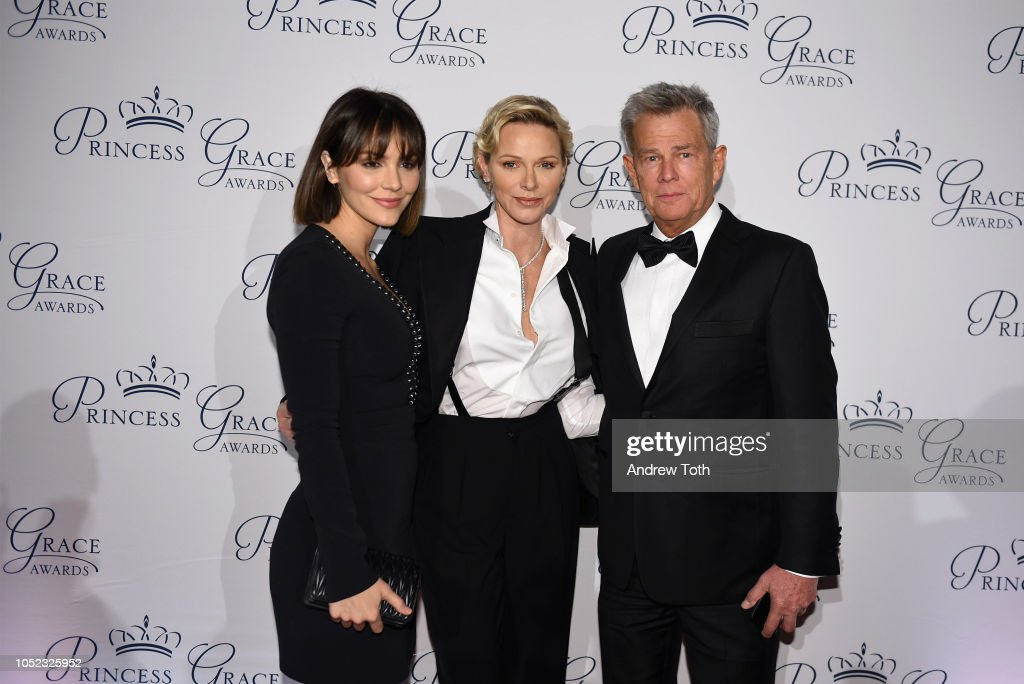 2018 Princess Grace Awards Gala - Inside : News Photo