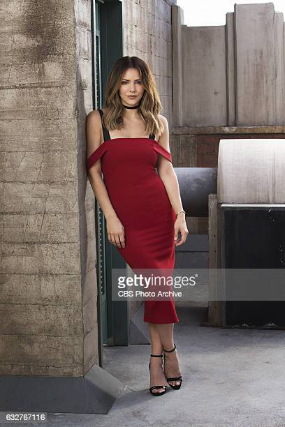 Katharine McPhee stars as Paige Dineen on the CBS series SCORPION scheduled to air on the CBS Television Network