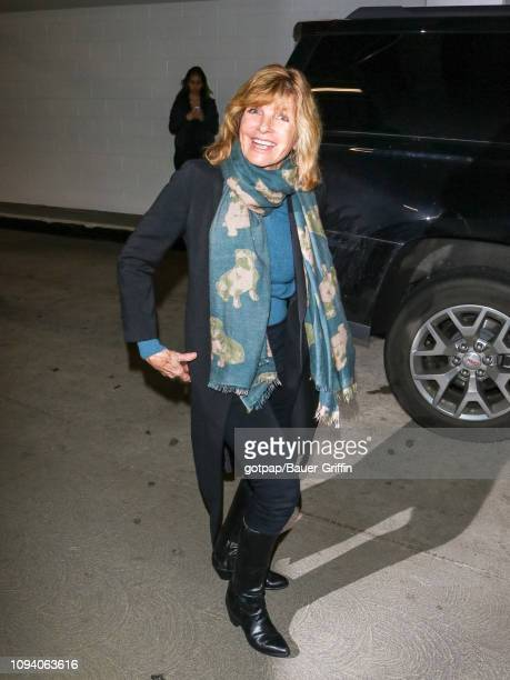 Katharine Ross is seen on February 04 2019 in Los Angeles California