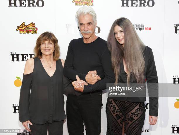 Cleo ross stock photos and pictures getty images for Katharine ross sam elliott daughter