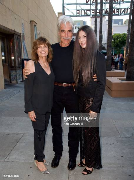 Sam Elliott Katharine Ross Stock Photos And Pictures