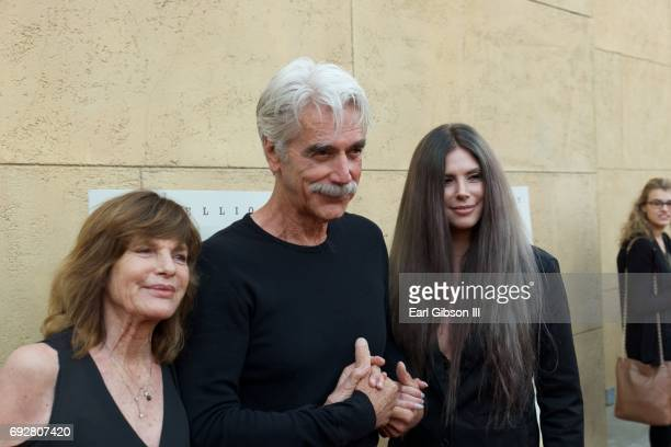 Cleo elliott stock photos and pictures getty images for Katharine ross sam elliott daughter