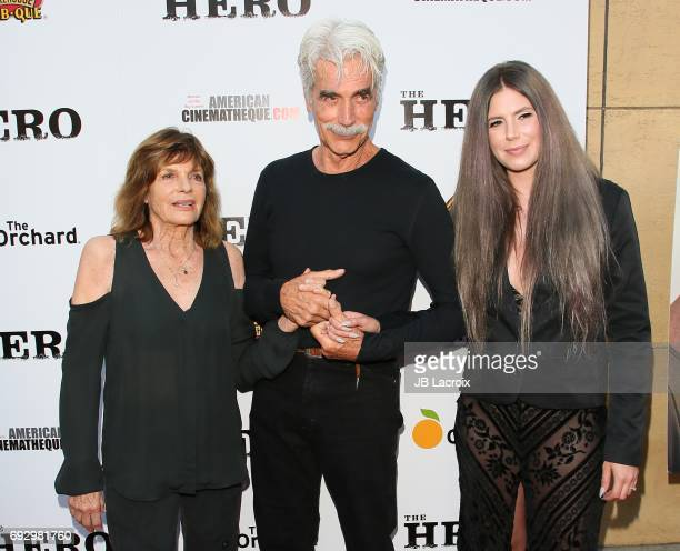 Katharine ross daughter stock photos and pictures getty for How old is katherine ross and sam elliott