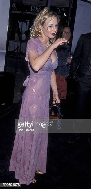 Katharine Towne attends the screening of 'What Lies Beneath' on July 18 2000 at Mann Village Theater in Westwood California