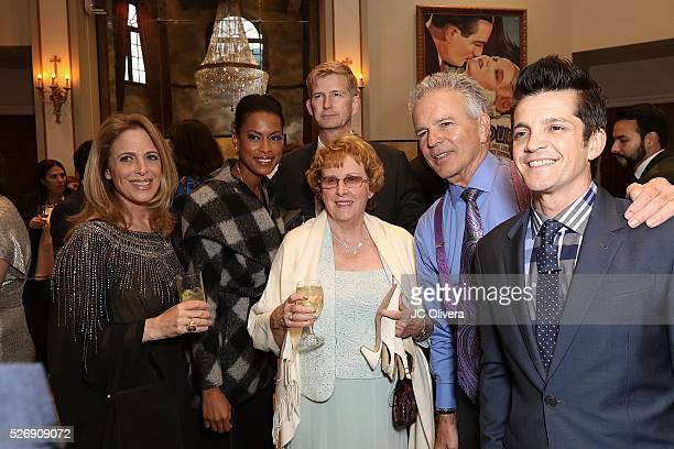 Kathe Mazur Kearran Giovanni Bill Bochtrup Tony Denison and Jonathan Del Arco attend Covenant House Of California's Annual Fundraising Gala A Night...