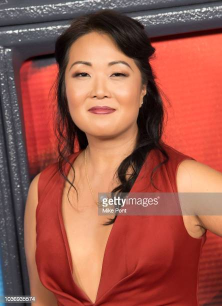Katheleen Choe attends the 'Maniac' season 1 New York premiere at Center 415 on September 20 2018 in New York City