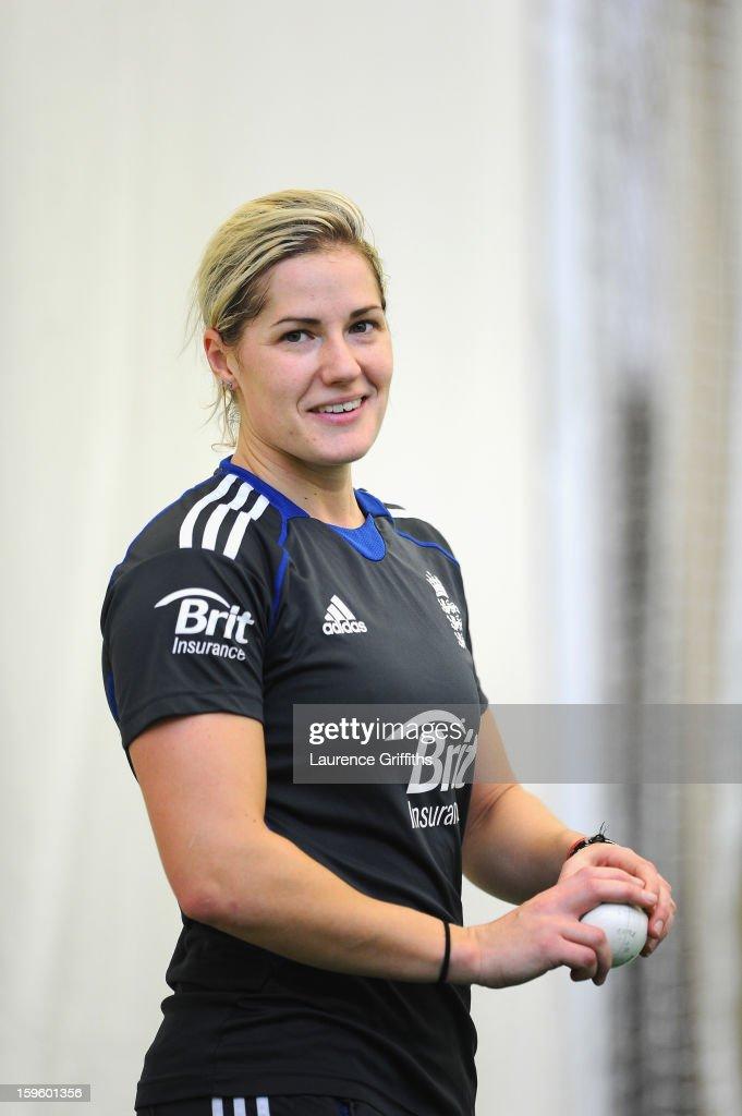 England Women's Cricket Team Net's Session
