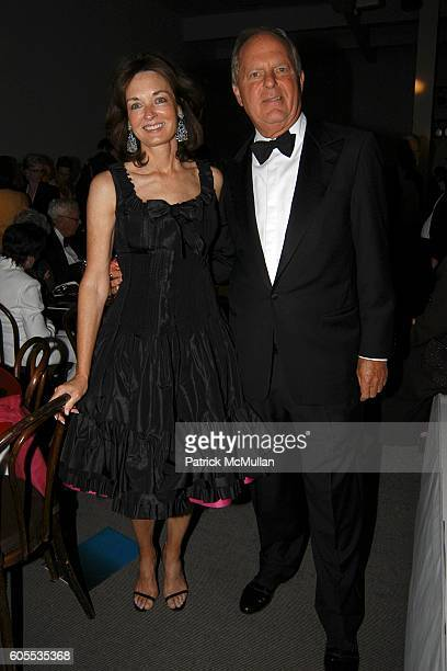 Katherine Bryan and Bill Finneran attend Molly Sims Hosts OPERATION SMILE The Smile Collection Benefit featuring the J MENDEL Spring 2006 Collection...
