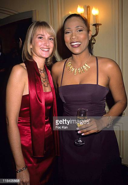 Katherine Cooley and Christine Kelly during Bal des Etoiles 2005 Annual Dinner Party Given by Princess Catherine Colonna November 12 2005 at Le PrZ...
