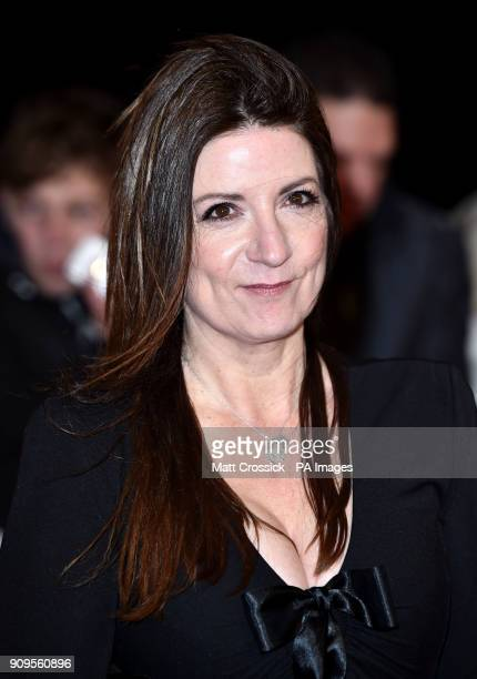 Katherine Dow Blyton attending the National Television Awards 2018 held at the O2 Arena London