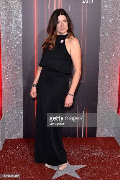 Katherine Dow Blyton attends The British Soap Awards at The Lowry Theatre on June 3 2017 in Manchester England The Soap Awards will be aired on June...