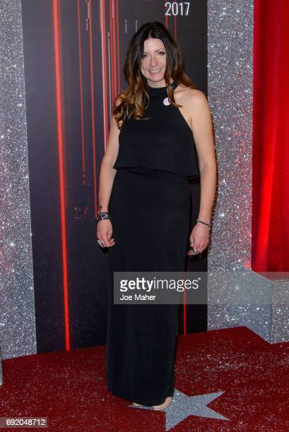 Katherine Dow Blyton attends the British Soap Awards at The Lowry Theatre on June 3 2017 in Manchester England