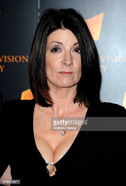 Katherine Dow Blyton attends the RTS programme awards at Grosvenor House on March 18 2014 in London England