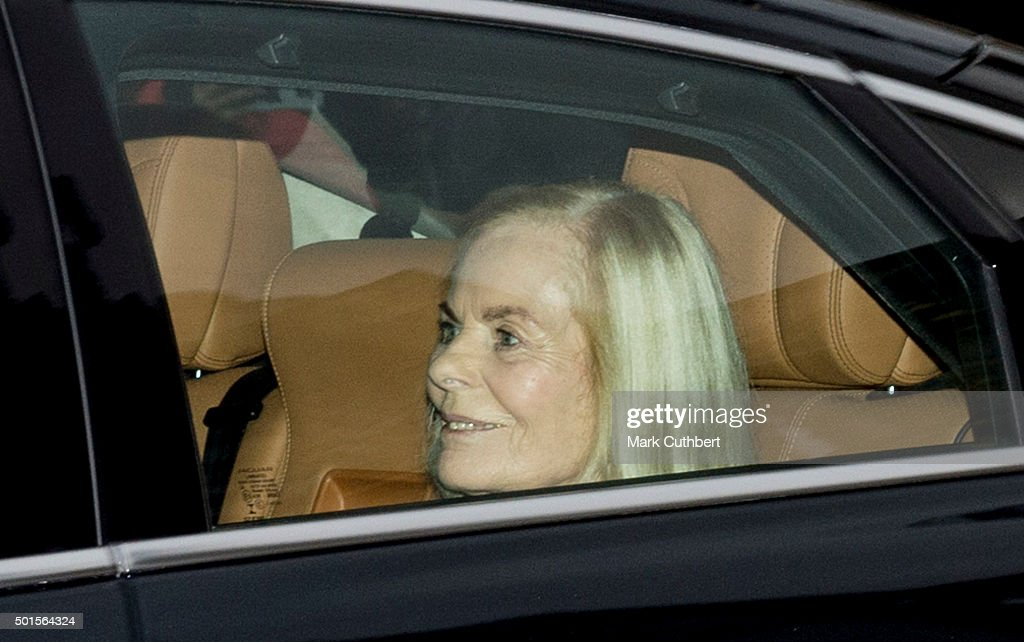 Annual Buckingham Palace Christmas Lunch Hosted By The Queen : News Photo