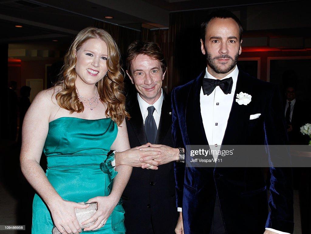 2011 Vanity Fair Oscar Party Hosted By Graydon Carter - Inside : News Photo