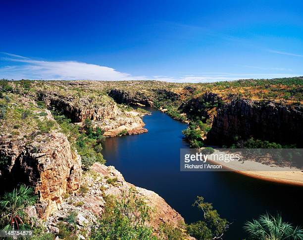 Katherine Gorge from Pat's Lookout.
