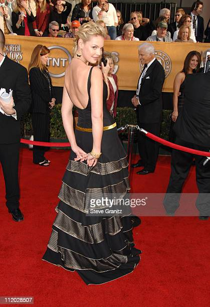 Katherine Heigl 10618_sg0339jpg during TNT Broadcasts 12th Annual Screen Actors Guild Awards Arrivals at Shrine Expo Hall in Los Angeles California...