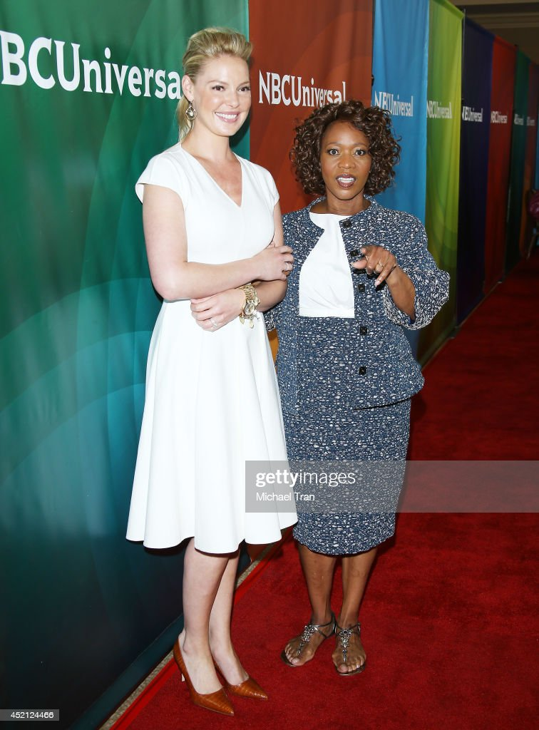 NBCUniversal's 2014 Summer TCA Tour - Day 1 - Arrivals : News Photo