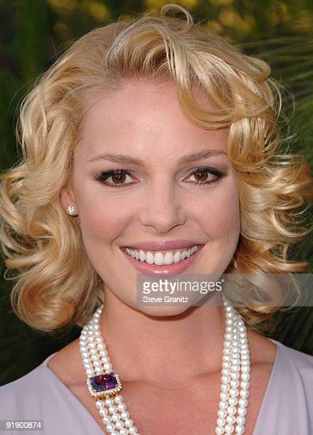 Katherine Heigl arrives at 7th Annual Chrysalis Butterfly Ball on May 31 2008 at a Private Residence in Los Angeles California