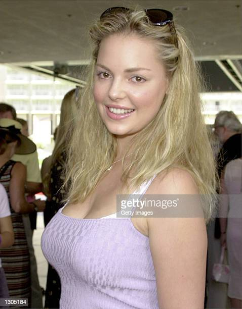 Katherine Heigl arrives at the premiere of the movie 'Thomas and The Magic Railroad' July 22 2000 in Los Angeles
