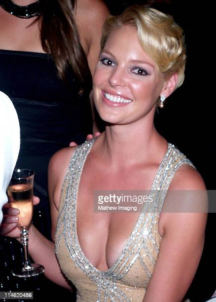 Katherine Heigl during 58th Annual Primetime Emmy Awards Governors Ball at The Shrine Auditorium in Los Angeles California United States
