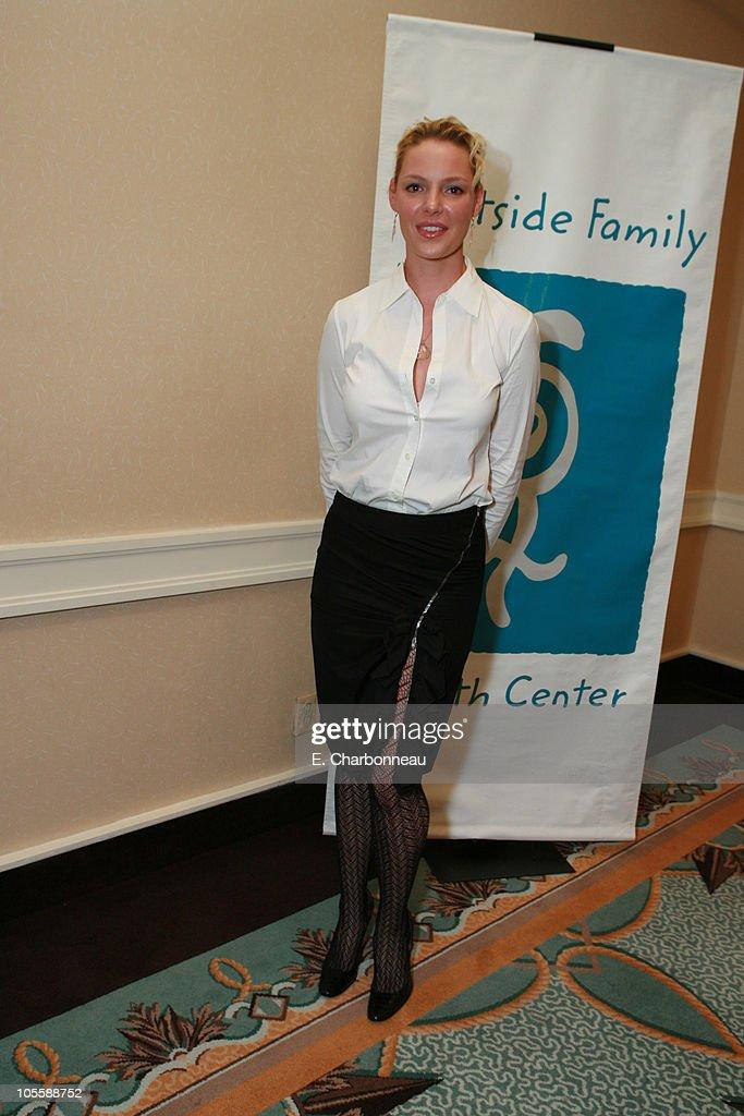 "Westside Family Health Center Honors ""Grey's Anatomy"" Star Katherine Heigl : ニュース写真"