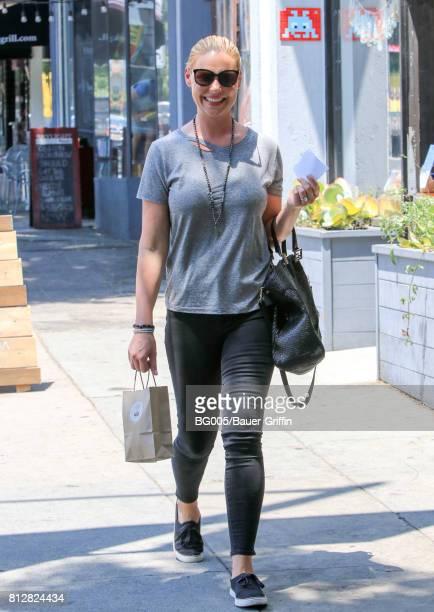 Katherine Heigl is seen on July 11 2017 in Los Angeles California