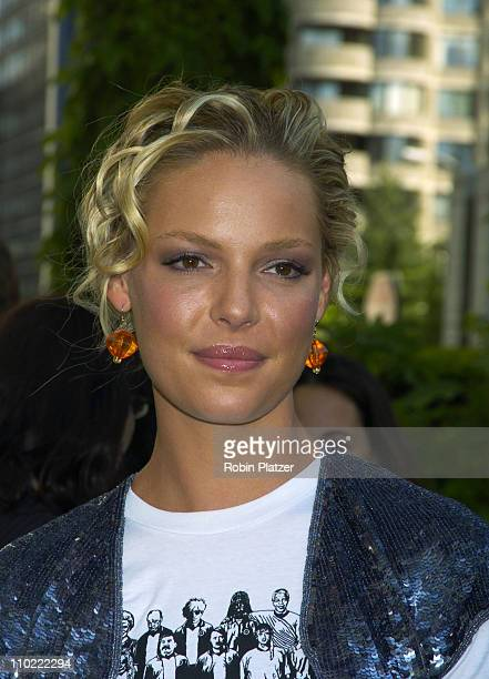 Katherine Heigl of 'Grey's Anatomy' during 2005/2006 ABC UpFront at Lincoln Center in New York City New York United States