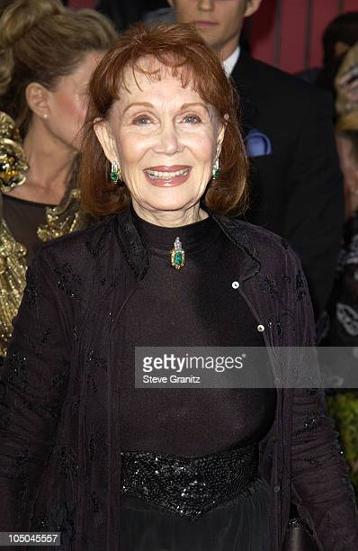 Katherine Helmond during ABC's 50th Anniversary Celebration at The Pantages Theater in Hollywood California United States