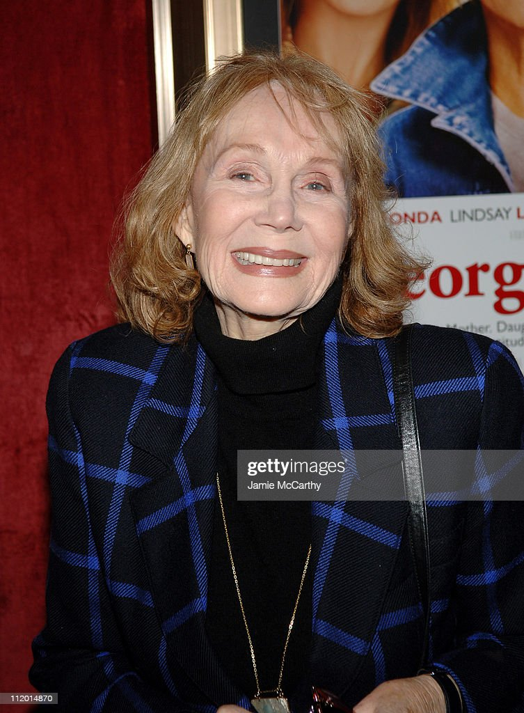 """Georgia Rule"" New York City Premiere - Arrivals : News Photo"