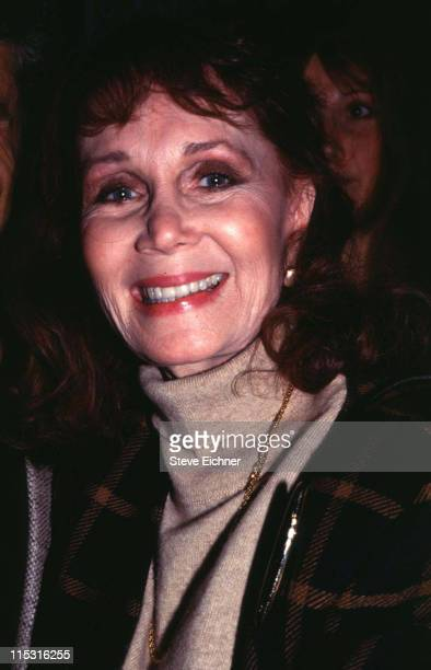 Katherine Helmond during Katherine Helmond at Club USA 1993 at Club USA in New York City New York United States