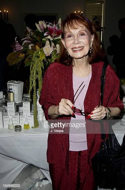 Katherine Helmond during The Cabana Beauty Buffet - Day 1 at The Chateau Marmont Hotel in Los Angeles, California, United States.