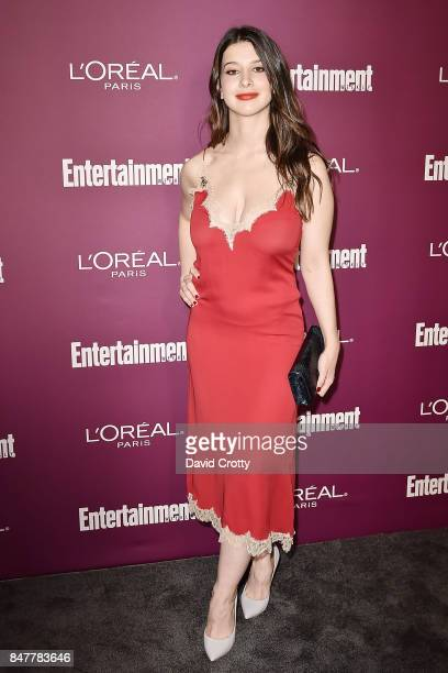 Katherine Herzer attends the 2017 Entertainment Weekly PreEmmy Party Arrivals at Sunset Tower on September 15 2017 in West Hollywood California