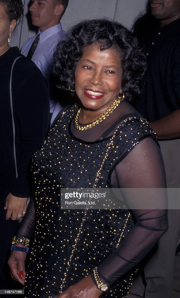 Katherine Jackson attends Virgin Record Party for Janet
