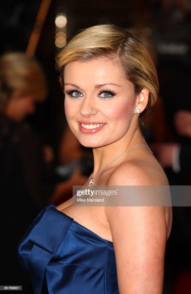 British Academy Television Awards 2008 - Outside Arrivals : News Photo