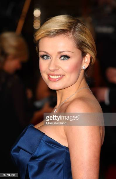 Katherine Jenkins arrives at the British Academy Television Awards 2008 held at the London Palladium in London on April 20 2008 in London England