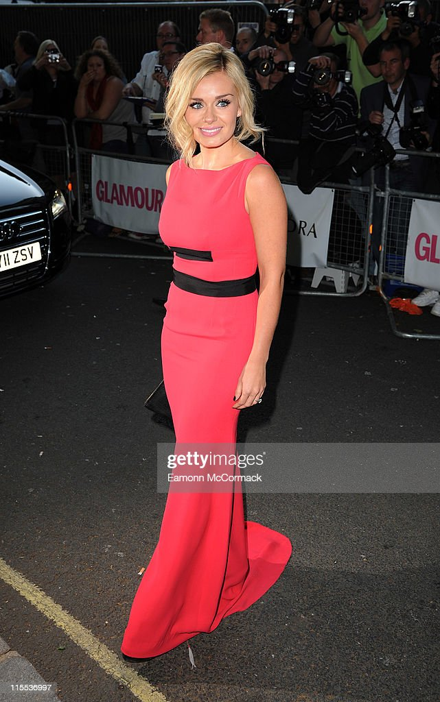 Katherine Jenkins attends Glamour Women Of The Year Awards at Berkeley Square Gardens on June 7, 2011 in London, England.