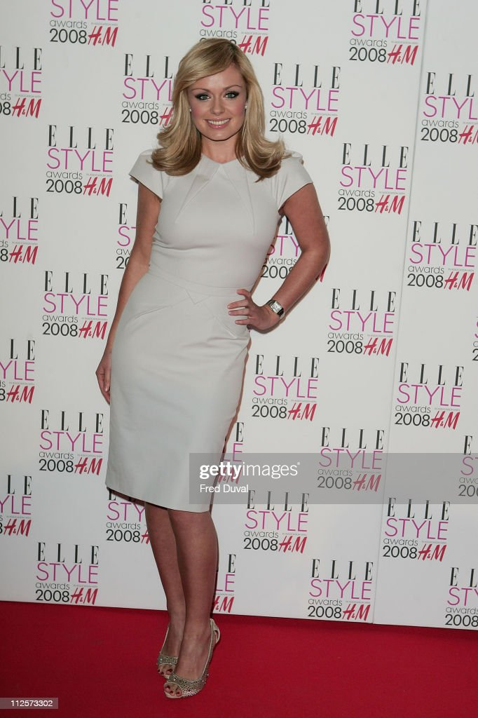 ELLE Style Awards 2008 in London : News Photo