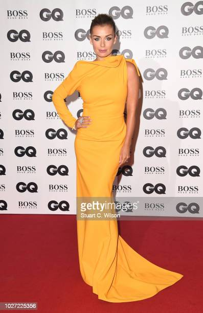 Katherine Jenkins attends the GQ Men of the Year awards at the Tate Modern on September 5, 2018 in London, England.