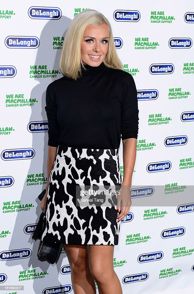 Katherine Jenkins attends the Macmillan De'Longhi Art auction 2013 at Royal Academy of Arts on September 23, 2013 in London, England.