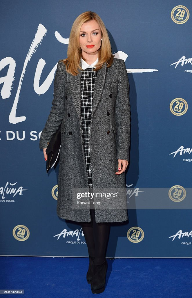 Cirque Du Soleil Amaluna - Red Carpet Arrivals