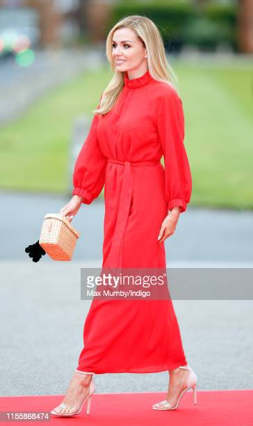Katherine Jenkins attends the Sentebale Audi Concert at Hampton Court Palace on June 11 2019 in London England The charity Sentebale was founded by...
