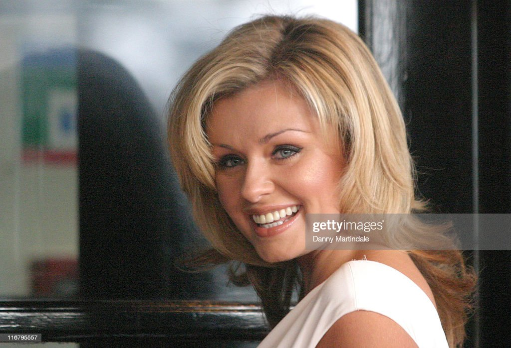 Katherine Jenkins during South Bank Show Awards 2007 at The Savoy in London, Great Britain.