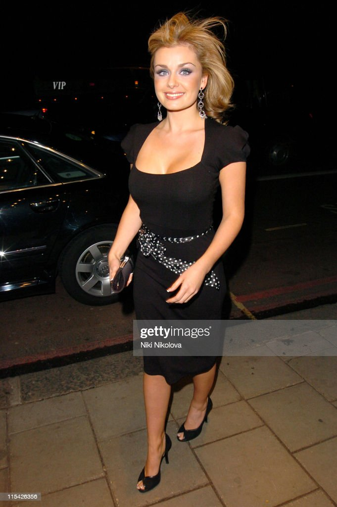 UK FiFi Awards 2006 - Arrivals