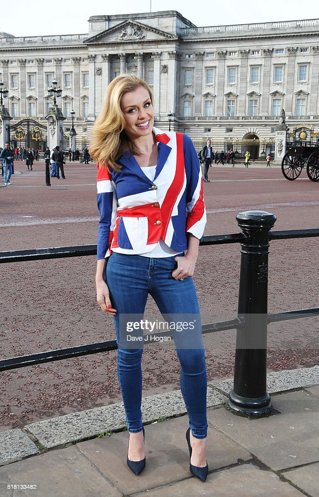 Katherine Jenkins To Release A Special Version Of The National Anthem - Photocall
