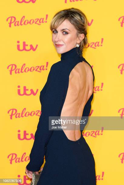 Katherine Kelly attends the ITV Palooza held at The Royal Festival Hall on October 16 2018 in London England